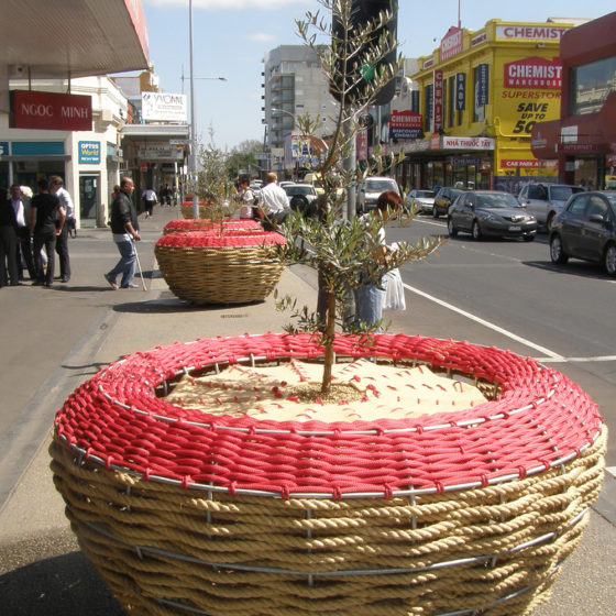 Tree Planter - Footscray